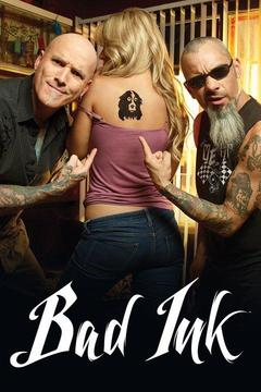 poster for Bad Ink