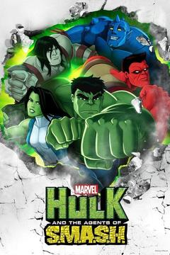 poster for Marvel's Hulk and the Agents of S.M.A.S.H.