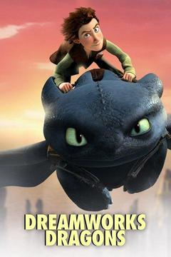 poster for Dragons: Riders of Berk