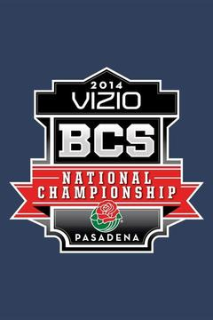 poster for 2014 Vizio BCS National Championship