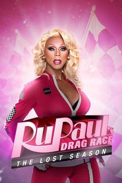 poster for RuPaul's Drag Race: The Lost Season Ru-Vealed