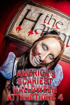 poster for America's Scariest Halloween Attractions 4