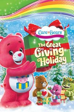 poster for Care Bears: The Great Giving Holiday