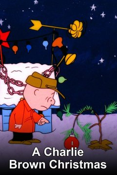 poster for A Charlie Brown Christmas