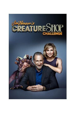 poster for Jim Henson's Creature Shop Challenge