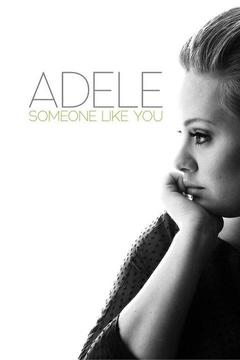 poster for Adele: Someone Like Me