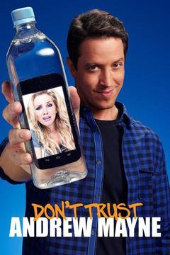 poster for Don't Trust Andrew Mayne