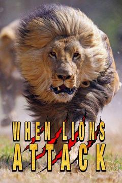 poster for When Lions Attack