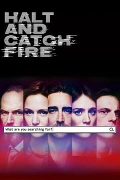 poster for Halt and Catch Fire