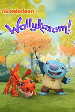 poster for Wallykazam!