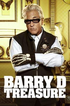 poster for Barry'd Treasure