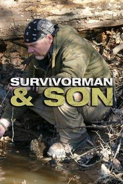 poster for Survivorman & Son