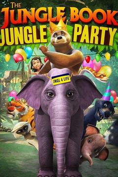 poster for The Jungle Book: Jungle Party