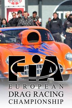 poster for FIA European Drag Racing Championship