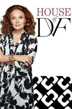 poster for House of DVF