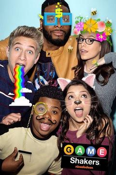 poster for Game Shakers
