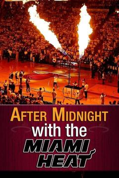 poster for After Midnight with the HEAT