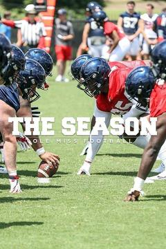 poster for The Season: Ole Miss Football