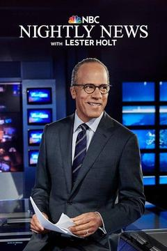 poster for NBC Nightly News