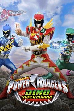 poster for Power Rangers Dino Super Charge