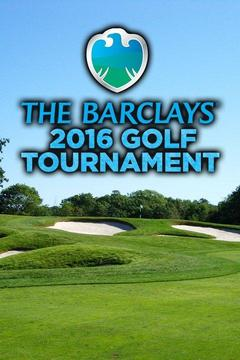 poster for The Barclays 2016 Golf Tournament