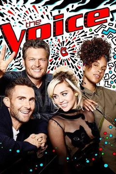 poster for The Voice