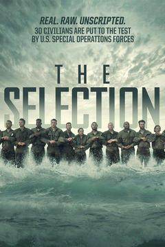 poster for The Selection: Special Operations Experiment