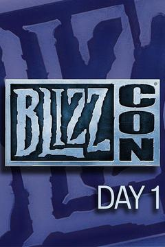 poster for BlizzCon 2016 - LIVE Day 1