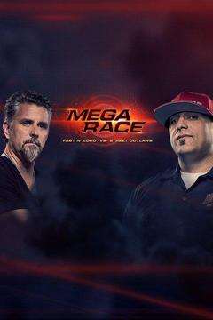 poster for Street Outlaws Vs. Fast N' Loud