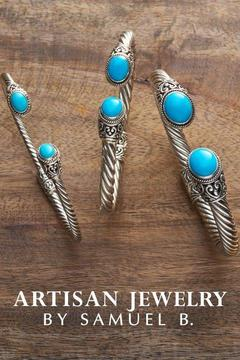 Artisan Jewelry by Sam B