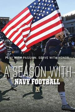poster for A Season With Navy Football