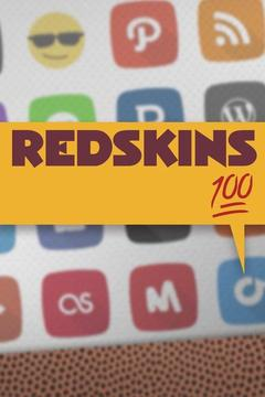 poster for Redskins 100