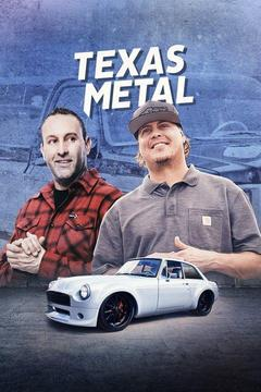 poster for Texas Metal