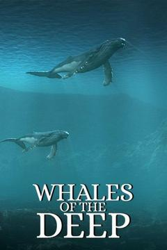 poster for Whales of the Deep