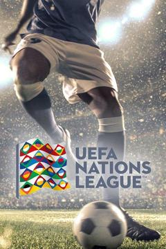 poster for UEFA Nations League Soccer