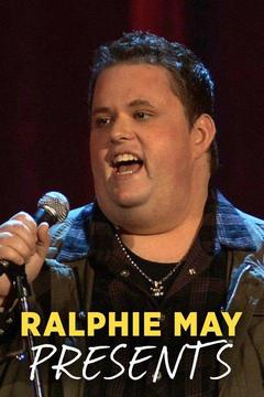 poster for Ralphie May Presents