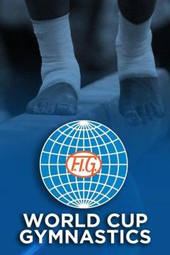 poster for FIG World Cup Gymnastics