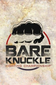 poster for Bare Knuckle Fighting Championship