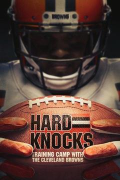 poster for Hard Knocks: Training Camp With the Cleveland Browns