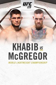 poster for UFC 229: Khabib vs. McGregor