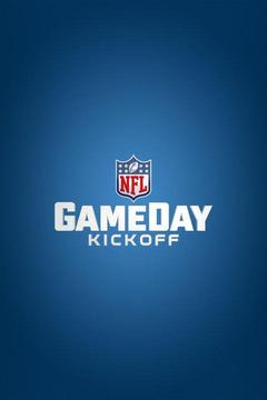 poster for NFL GameDay Kickoff