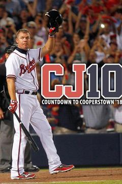 poster for CJ10: Countdown to Cooperstown '18