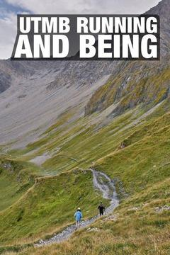 poster for UTMB Running and Being