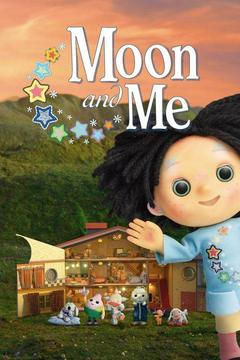 poster for Moon and Me