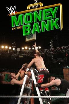 poster for WWE Money in the Bank
