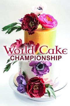 poster for World Cake Championship