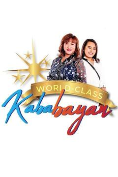 poster for World Class Kababayan