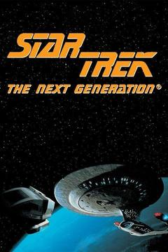 poster for Star Trek: The Next Generation