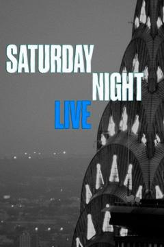poster for Saturday Night Live