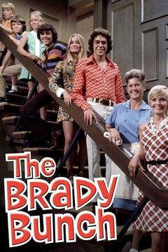 poster for The Brady Bunch